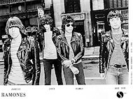 The Ramones Promo Print