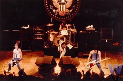 The RamonesVintage Print