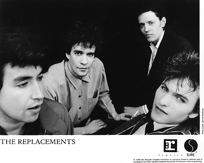 The Replacements Promo Print