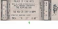The Rippingtons 1990s Ticket