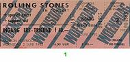 J. Geils Band 1980s Ticket