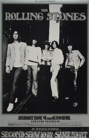 The Rolling StonesHandbill