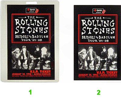 The Rolling StonesLaminate