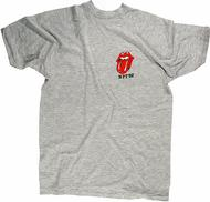 The Rolling Stones Men's Vintage T-Shirt