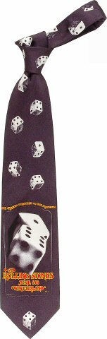 The Rolling Stones Necktie