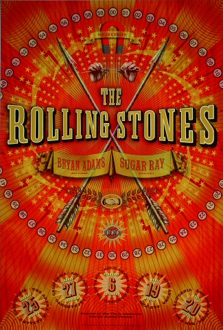 The Rolling StonesPoster