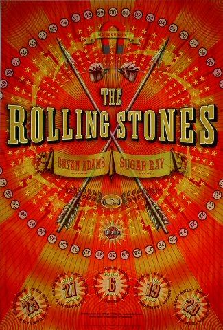 The Rolling Stones Poster