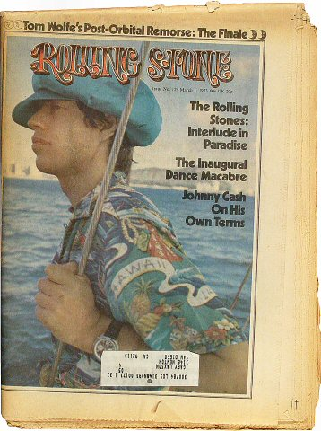 The Rolling StonesRolling Stone Magazine
