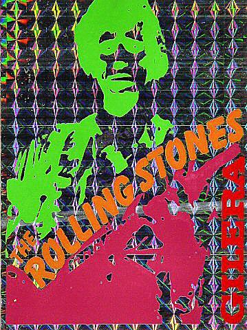 The Rolling StonesSticker