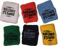 The Rolling Stones Sweatband