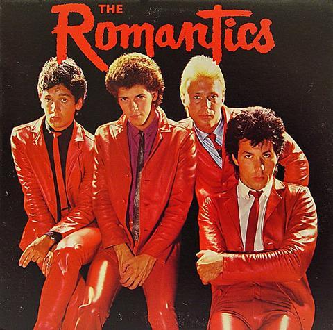 The Romantics Vinyl (Used)