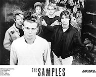 The Samples Promo Print