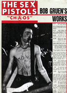 The Sex Pistols: Chaos Book