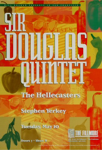 The Sir Douglas QuintetPoster