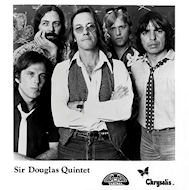 The Sir Douglas Quintet Promo Print
