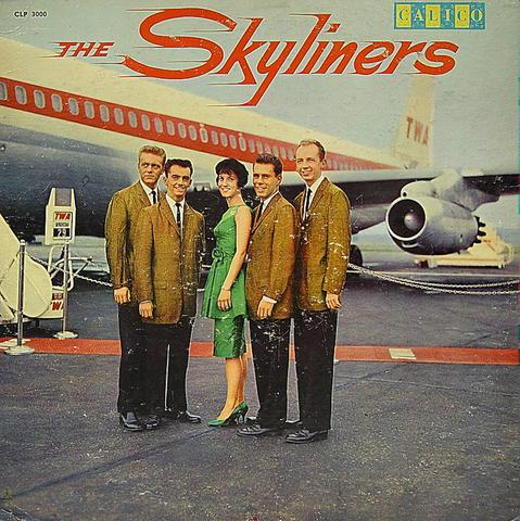 The Skyliners Vinyl (Used)