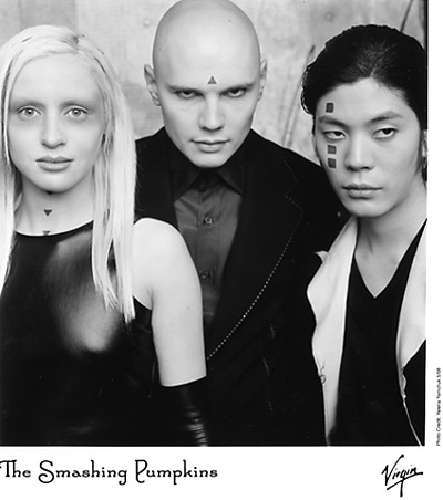 The Smashing Pumpkins Promo Print