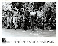The Sons of Champlin Promo Print