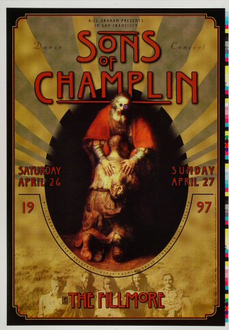 The Sons of Champlin Proof