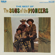 The Sons of the Pioneers Vinyl