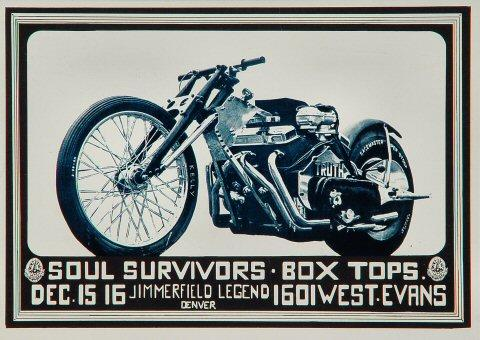 The Soul Survivors Postcard