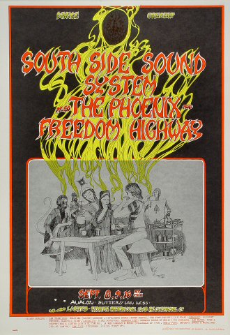 The Southside Sound SystemPoster