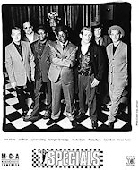 The Specials Promo Print