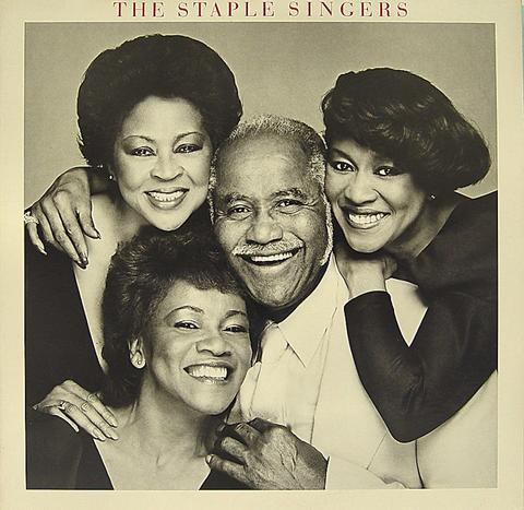 "The Staple Singers Vinyl 12"" (Used)"