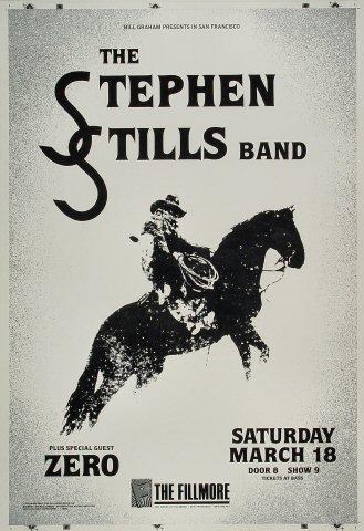 The Stephen Stills BandProof