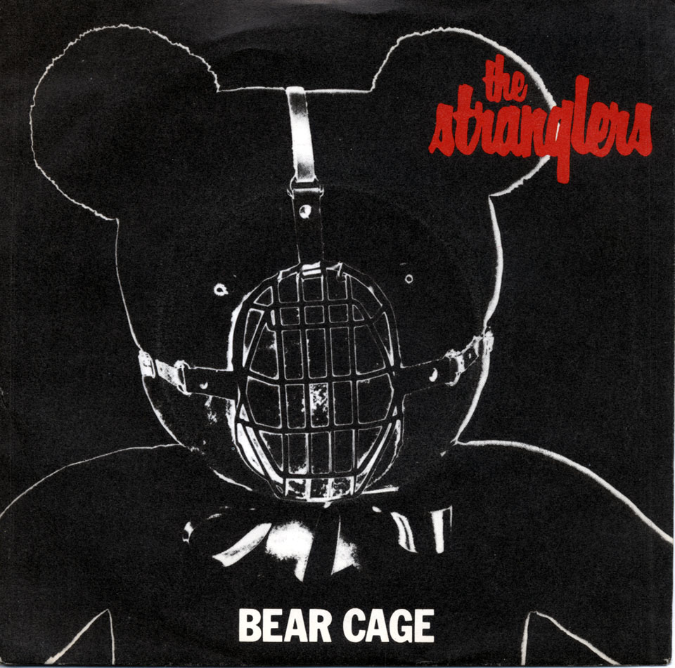 Stranglers Bear Cage Shah Shah A Go Go