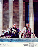 The Stylistics Promo Print