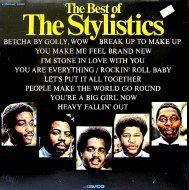 The Stylistics Vinyl (New)