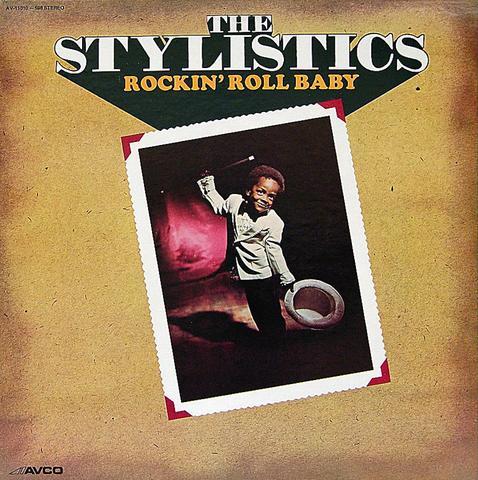 The Stylistics Vinyl (Used)