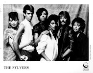 The Sylvers Promo Print