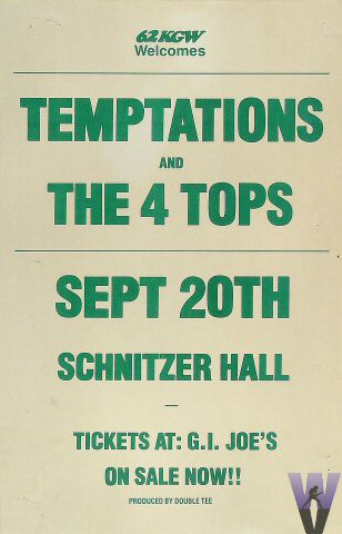 The TemptationsPoster