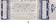 Martha & the Vandellas Vintage Ticket