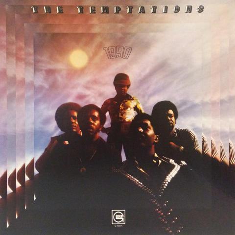 The Temptations Vinyl (Used)