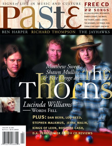 The Thorns Paste Magazine