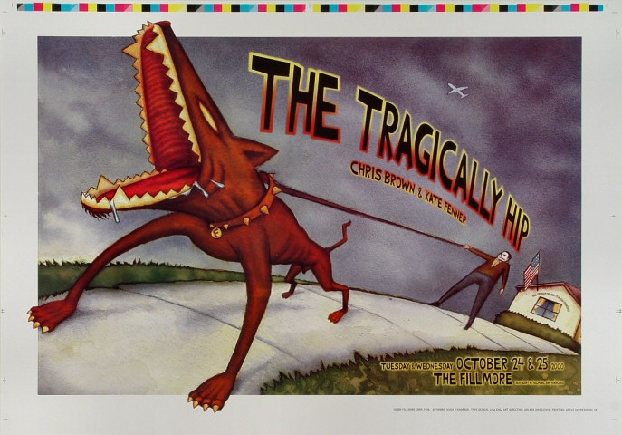 The Tragically Hip Proof