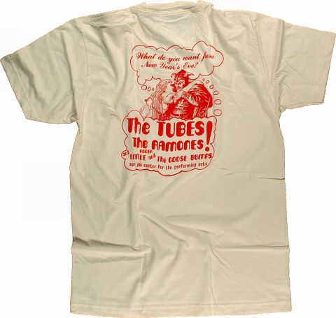 The TubesMen's Retro T-Shirt