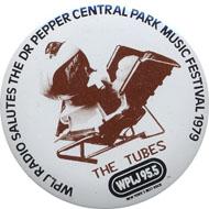 The Tubes Pin