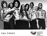 The Tubes Promo Print