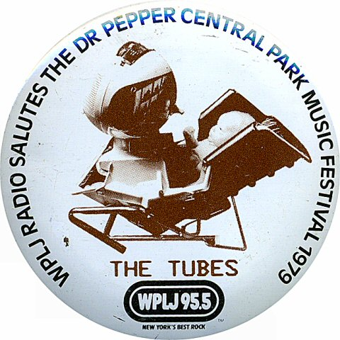The TubesVintage Pin
