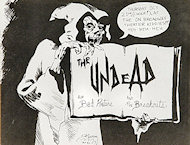 The Undead Handbill
