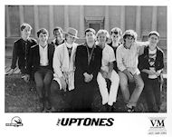 The Uptones Promo Print
