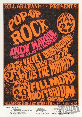 The Velvet Underground Postcard