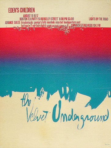 The Velvet UndergroundPoster