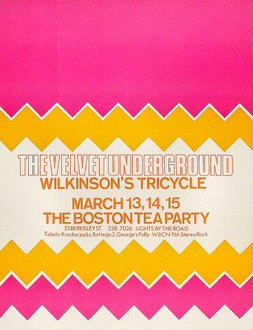 The Velvet Underground Poster