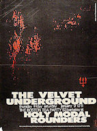 The Velvet Underground Poster