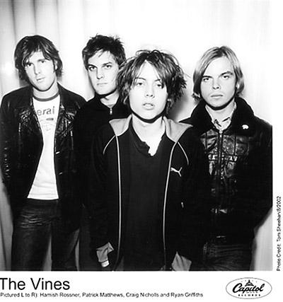The Vines Promo Print